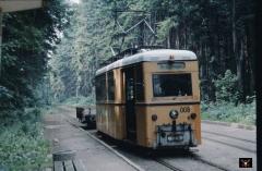 Thüringer Waldbahn Arbeitswagen 11.07.1991 008 | (c) PvCC