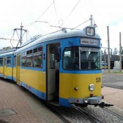 Abschiedsfahrt Tw 528 am 30.06.2007