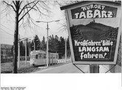 Kurort-Schild von 1967 | (c) Bundesarchiv