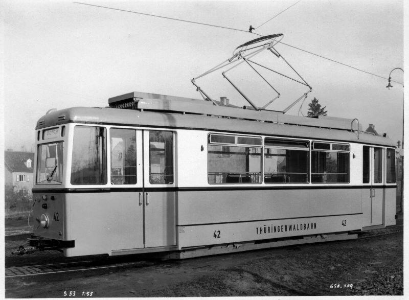 Tw 42 | 1955 | (c) VEB Gotha / Slg. Kalbe