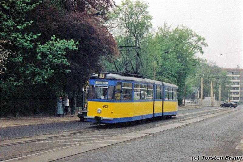 Tw 203 | 1992 | (c) Braun