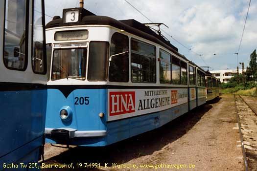 Tw 205 | 1991 | (c) Wünsche