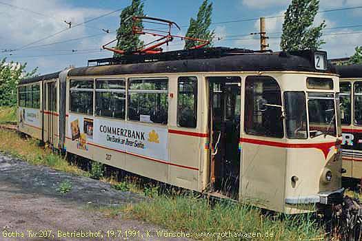 Tw 207 | 1991 | (c) Wünsche