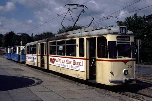 Tw 209 | 1991 | (c) Heuer