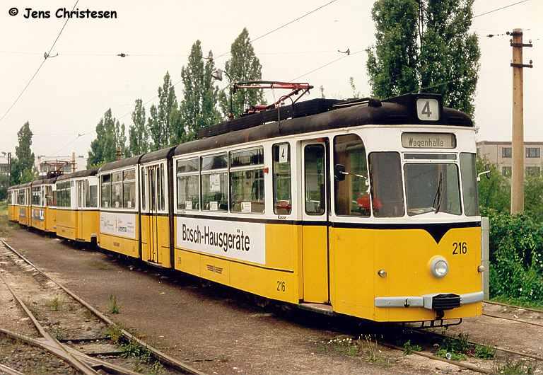 Tw 216 | 1992 | (c) Christesen