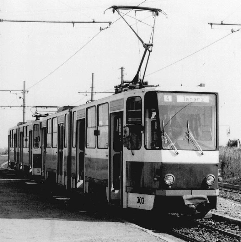 Tw 303 | 1983 | (c) H. Jungbär, Magdeburg; Slg. P. Kalbe
