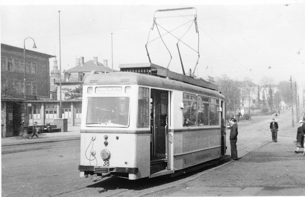 Tw 38 | 1958 | (c) D. Küllmer, Slg. P. Kalbe