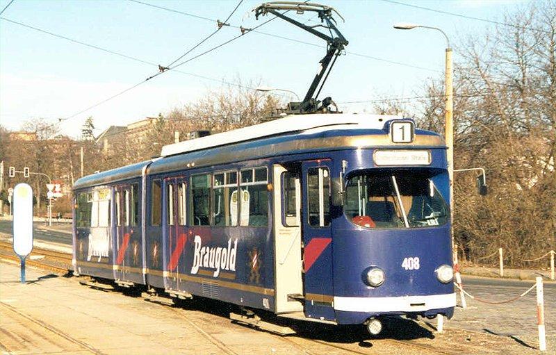 Tw 408 | 1998 | (c) Tramfoto