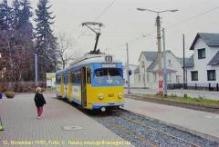 TW 443 | 1995 | (c) Heuer