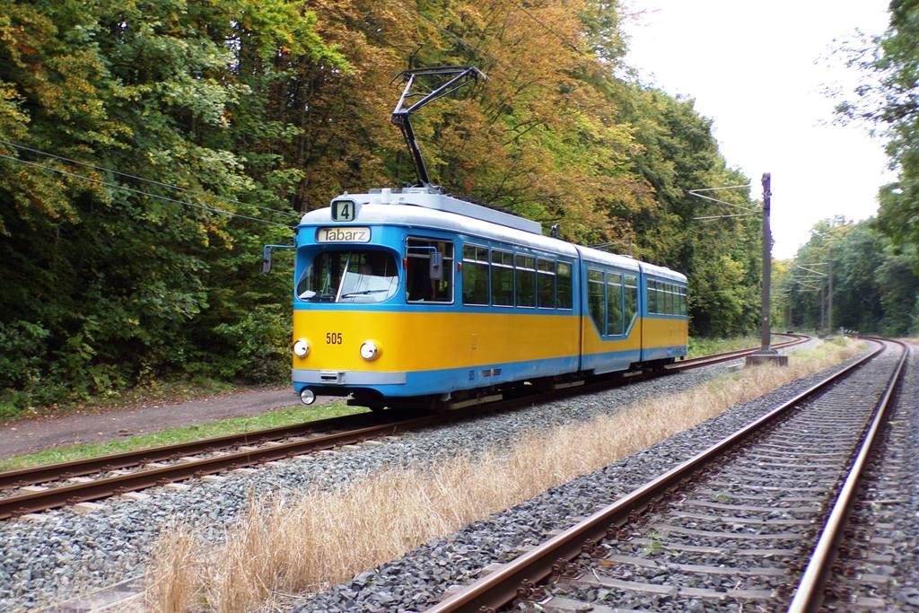 Thüringer waldbahn