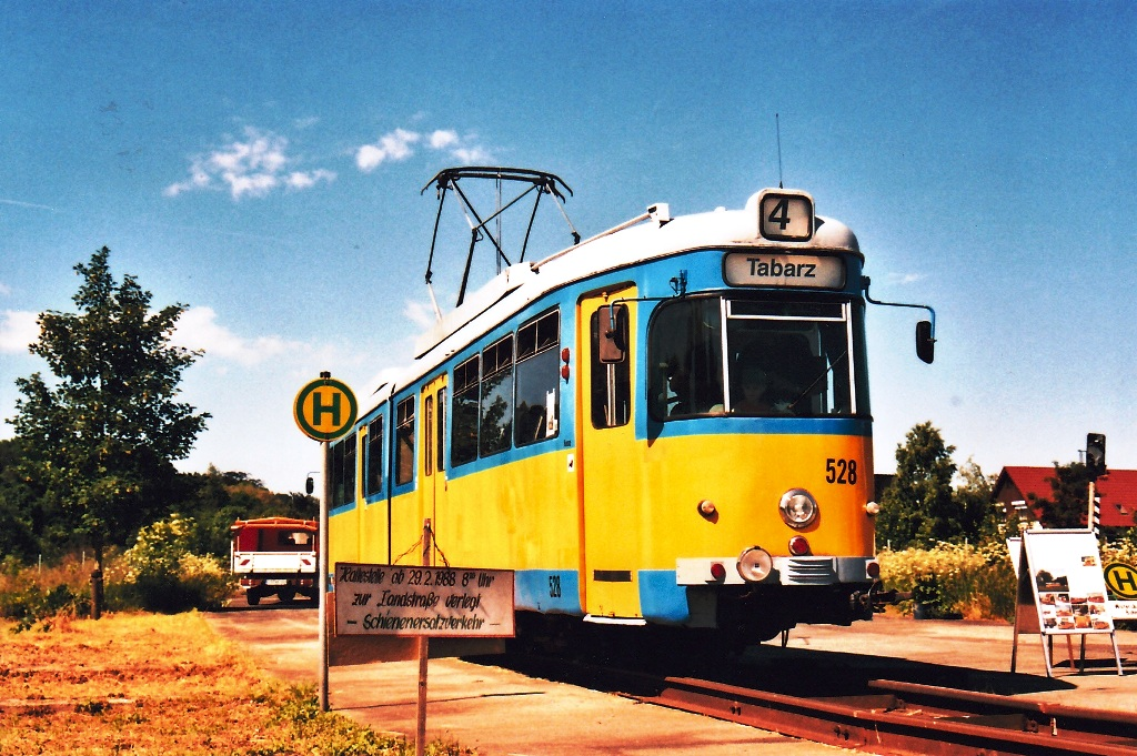 Tw 528 in Georgenthal | 2009 | (c) Kalbe