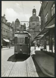 Waldbahn am Klaustor