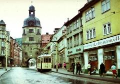 Waltershausen - Klaustor 1968 | Slg. Richter