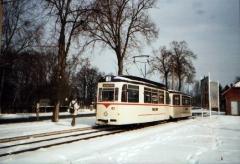 Historischer Zug 43-93, Gotha Ostbahnhof, 29.01.2005 (C) Schneider