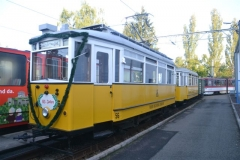 Historischer Zug 56-82-101, Betriebshof, 20.09.2014, (c) Natzschka