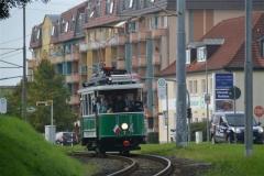 Tw 7 (SVZ), Waltershäuser Str., 20.09.2014, (c) Natzschka