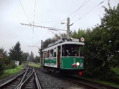 Tw 7 (SVZ), Gotha Gleisdreieck Sundhausen, 21.09.2014, (c) Hartung