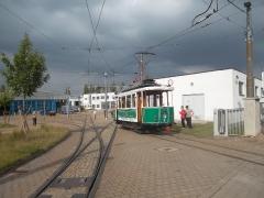 Tw 7 (SVZ), Betriebshof TWSB, 19.09.2014, (C) D. Kirchberger