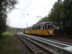 Historischer Zug 56-82-101, Boxberg, 20.09.2014, (c) D. Kirchberger