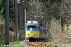 Einfahrt Friedrichroda | Tw 521 | (c) U. Kutting