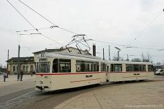 Rückfahrt | Tw 43, Bw 93 | (c) U. Kutting