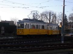 Historischer Zug 56-82-101, Wagenhalle, 21.01.2011