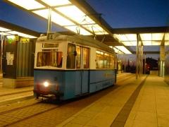 HTw 39, Gotha Hbf, 21.01.2011 (2)