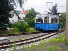 HTw 39, Waltershausen-Gleisdreick, 25.06.2011