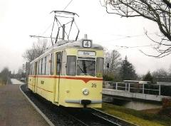 HTw 215, Dreieck Sundhausen, 24.02.2007