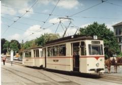 Htw/Hbw 43-93 Hauptbahnhof 28.5.1995