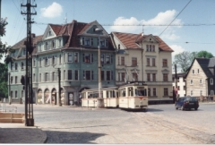 Htw/Hbw 43-93 Hersdorfplatz 28.5.1995