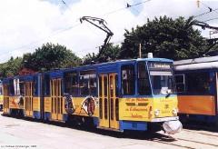 Tw 301 Hst. Hauptbahnhof 28.5.2004