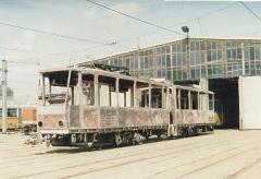 Tw 304 Vorbereitung zur Modernesierung 13.4.1997