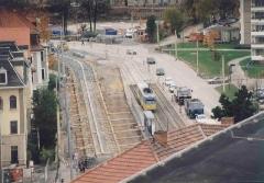Tw 320 Bertha-von-Suttner-Platz 23.10.1998