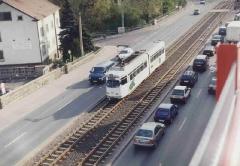 Tw 395 Gartenstraße 17.4.1998