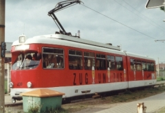 Tw 408 Hst.Ostbahnhof 6/1994