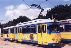 Tw 412 Hauptbahnhof 28.5.2004