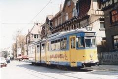Tw 579 Hst.Reuterstraße 22.4.1996