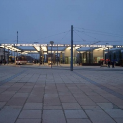 Eröffnung NV-Terminal 10 / 2007