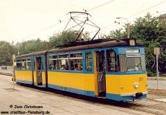 Triebwagen 203 (06. Juli 1992)