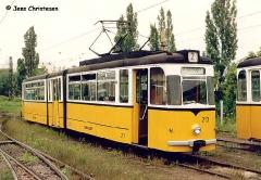 Triebwagen 213 (06. Juli 1992)
