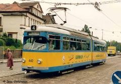 Triebwagen 442 (06. Juli 1992)