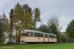Tw 215 - . Waggonbau Gotha . Werksprobefahrt . (2013)
