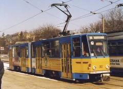 Triebwagen 302 (14. Februar 1999)