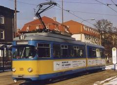 Triebwagen 320 (14. Februar 1999)