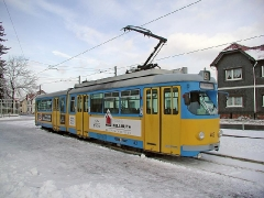 Triebwagen 442 Gegenschuß. (28. Dezember 2004)