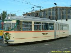 Triebwagen 218 im