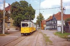 Durchfahrt in Sundhausen