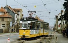 TW 214 | Wagenhalle | 31.03.1991 | (c) H. Männel