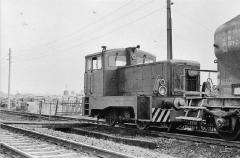 Lok 5, Gotha Friemar Straße, 09.04.1977, (C) P. Kalbe
